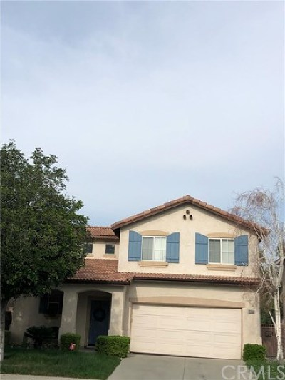 Chino Hills Single Family Home For Sale: 15550 Outrigger Drive
