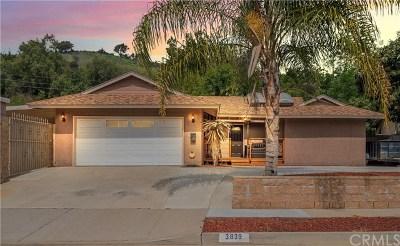 Diamond Bar Single Family Home For Sale: 3839 Castle Rock Road
