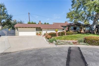 Glendora Single Family Home For Sale: 621 E Meda Avenue