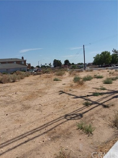 Victorville Residential Lots & Land For Sale: Yates