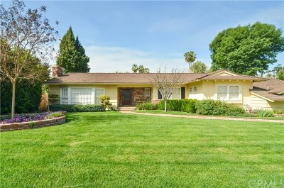 West Covina Single Family Home Active Under Contract: 1133 S Serena Drive
