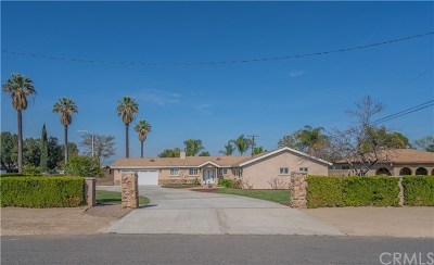 Chino Hills Single Family Home For Sale: 15694 Palomino Drive