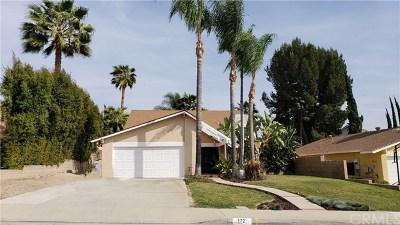 Walnut Single Family Home For Sale: 172 N Avenida Alipaz