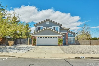 Hesperia Single Family Home For Sale: 6878 11th Avenue