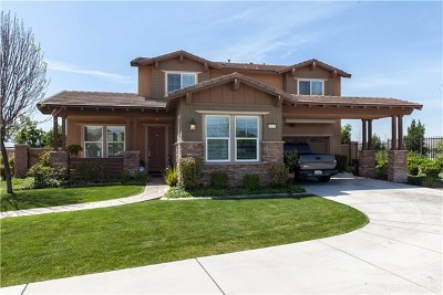 Chino Single Family Home For Sale: 14554 Ames Avenue