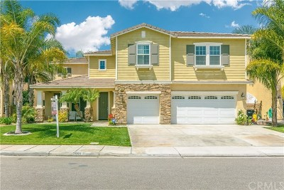 Eastvale Single Family Home For Sale: 7991 Orchid Drive