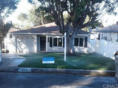 San Pedro Single Family Home For Sale: 456 N Cabrillo Avenue