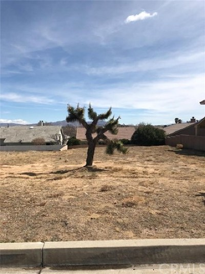 Victorville CA Residential Lots & Land For Sale: $52,000