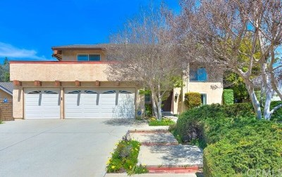 Diamond Bar Single Family Home For Sale: 23335 Quail Summit Drive