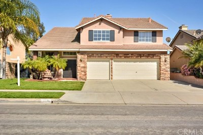 Chino Hills Single Family Home For Sale: 14761 Foxwood Road