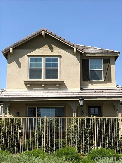 Rancho Cucamonga Condo/Townhouse For Sale: 8607 Adega