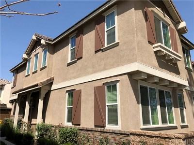 Rancho Cucamonga Condo/Townhouse For Sale: 8621 Adega