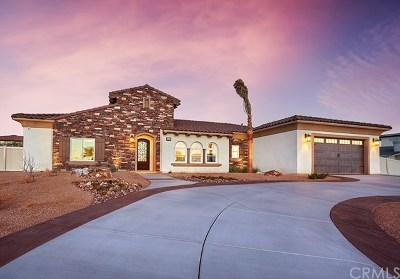 Apple Valley Single Family Home For Sale: 14429 Apple Valley Road