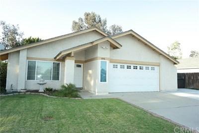 Rancho Cucamonga Single Family Home For Sale: 8746 Caluma Court