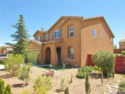 Victorville Single Family Home For Sale: 16561 Hastings Place