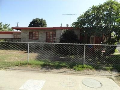 El Monte Single Family Home For Sale: 3312 California Avenue