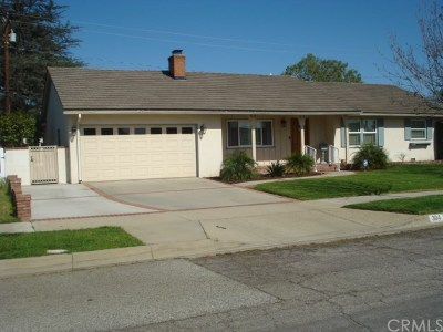 Covina Single Family Home For Sale: 304 N Armel Drive