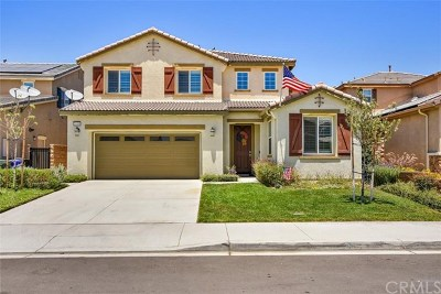 Single Family Home For Sale: 15486 Fennel Place