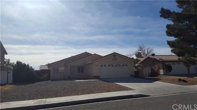 Adelanto Single Family Home For Sale: 10829 Begonia Street
