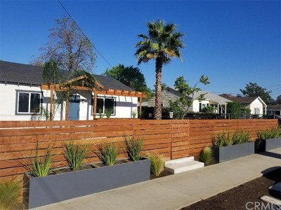 Pomona Single Family Home For Sale: 1333 S Gibbs Street