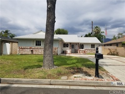 Azusa CA Single Family Home For Sale: $470,000