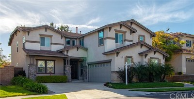 Upland Single Family Home For Sale: 1789 Pinnacle Way
