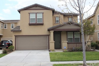 Rancho Cucamonga Single Family Home For Sale: 10373 Sicilian Drive