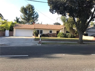Los Angeles Single Family Home For Sale: 1041 E Merced Avenue