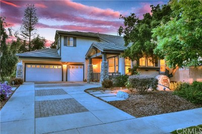 La Verne Single Family Home For Sale: 5377 Rotary Drive