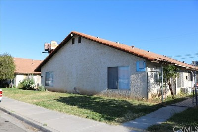 Moreno Valley Multi Family Home For Sale: 24238 Postal Avenue