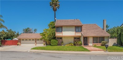 Glendora Single Family Home For Sale: 935 E Plymouth Court