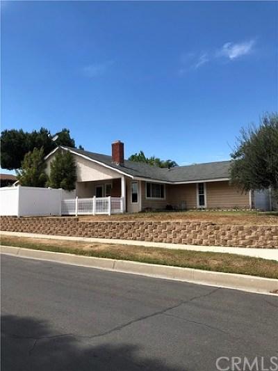 Chino Hills Single Family Home For Sale: 15704 Deodar Lane