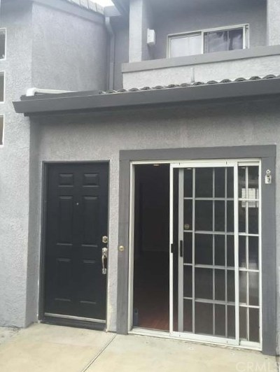 Rancho Cucamonga CA Condo/Townhouse For Sale: $330,000