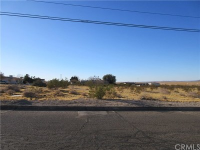 Barstow Residential Lots & Land For Sale: I Avenue