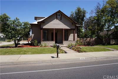 Rancho Cucamonga CA Single Family Home For Sale: $429,500