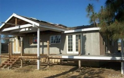 Perris Single Family Home For Sale: 21231 Old Elsinore Road