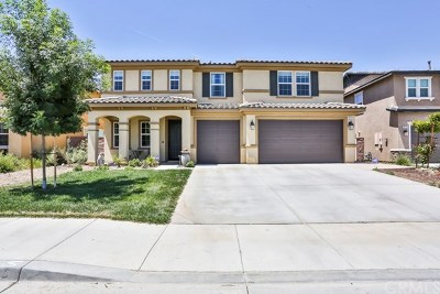 Murrieta Single Family Home For Sale: 30137 Powderhorn Lane E