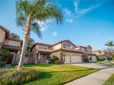 Chino Hills Single Family Home For Sale: 5936 Natalie Road