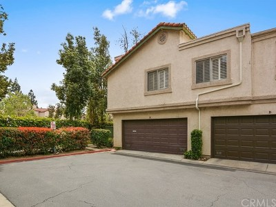 Rancho Cucamonga Condo/Townhouse For Sale: 8367 Sunset Trail Place #H