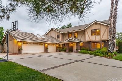 San Dimas Single Family Home For Sale: 2009 Scarborough Lane