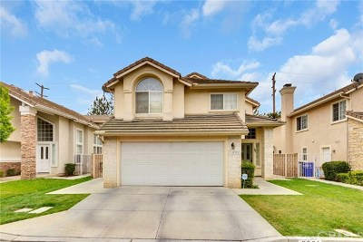 Rancho Cucamonga CA Single Family Home For Sale: $520,000