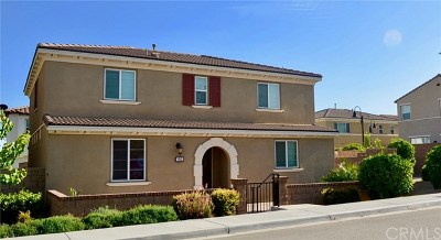 Rancho Cucamonga Single Family Home For Sale: 9643 Harvest Vista Drive