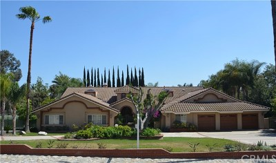 Claremont Single Family Home For Sale: 520 Pomello Drive