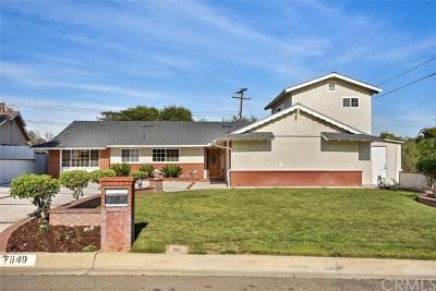 Single Family Home For Sale: 7949 Camino Predera