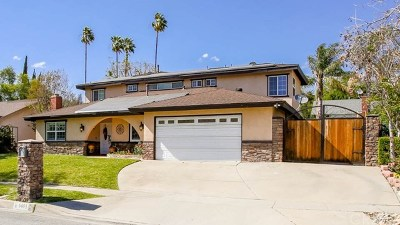 Upland Single Family Home For Sale: 1401 Norwood Court