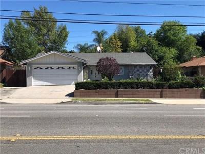 West Covina Single Family Home For Sale: 3214 La Puente Road