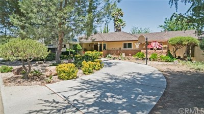 Banning Single Family Home For Sale: 1020 Dysart Drive