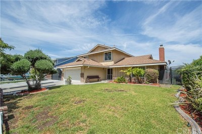 Chino Hills Single Family Home For Sale: 14941 Rolling Ridge Drive