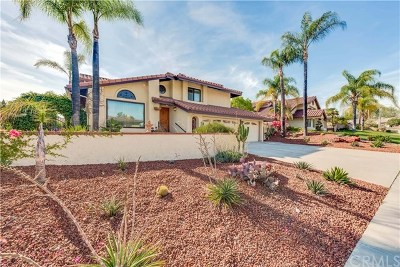 Walnut Single Family Home For Sale: 839 Crystal Water Lane