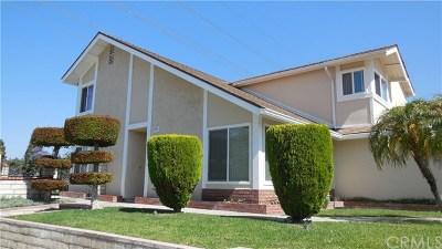 Duarte Single Family Home For Sale: 899 Santa Barbara Circle